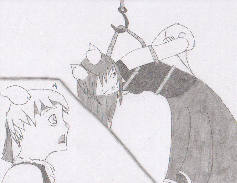 Bait on the Hook by 6SeaCat9