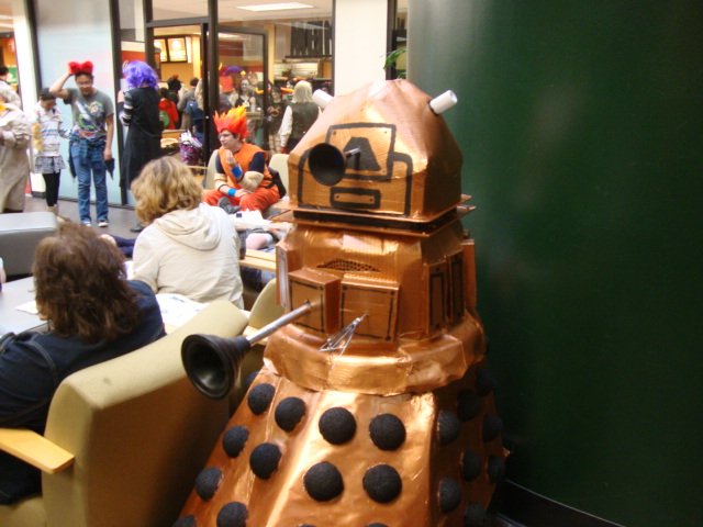 EXTERMINATE!!! by 6SeaCat9