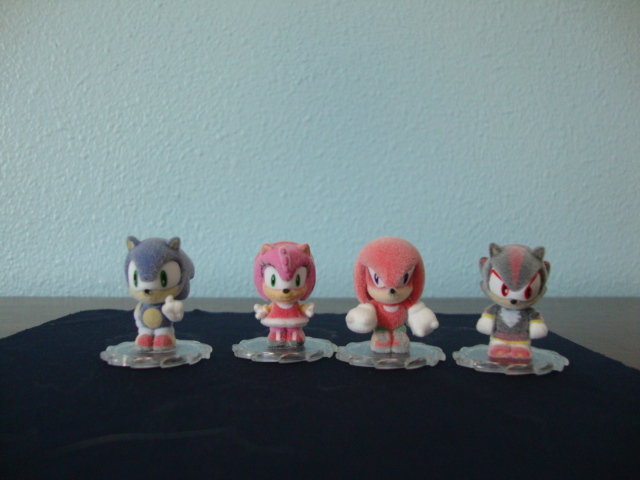 Sonic CHIBIS! by 6SeaCat9