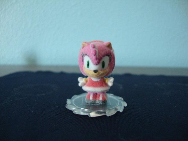 Chibi Amy Rose by 6SeaCat9