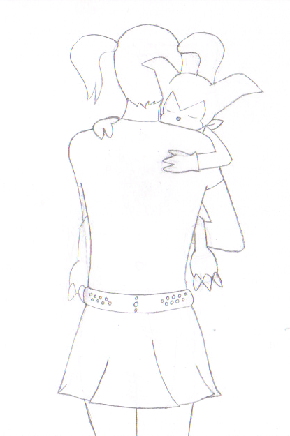 100 Themes: Mischief Managed .:Lineart:. by 6SeaCat9