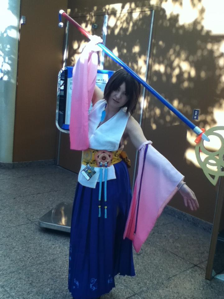Yuna-chan! by 6SeaCat9