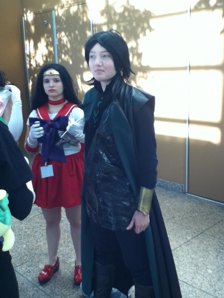 God of Mischief, Loki! by 6SeaCat9