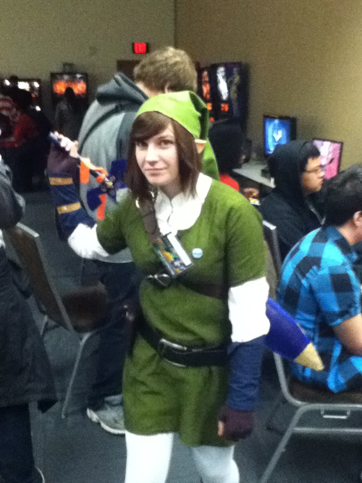 Link, the Hero of Time by 6SeaCat9