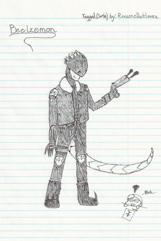 Pen Attempt by 6SeaCat9