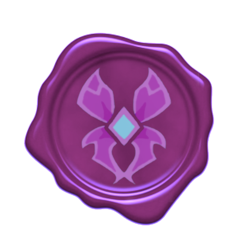 Faerie Council Seal by 6SeaCat9