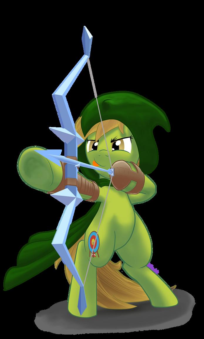 Hoody Arrow by StewArt501st