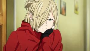 Cute lil' Yurio