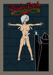 The Dungeon - C.A.B. Oktoberfetish 2015 by cerber123