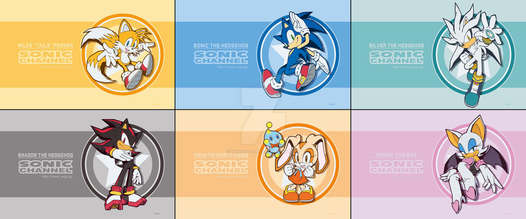 Sonic The Hedgehog Tails And Friends By Diamondclean21 On Deviantart