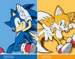Sonic the Hedgehog - Unbreakable Bond