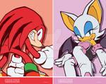 Sonic the Hedgehog - Treasure Rivals