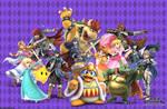 Super Smash Bros. - Royal Rumble