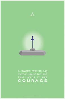 Strength Through Courage