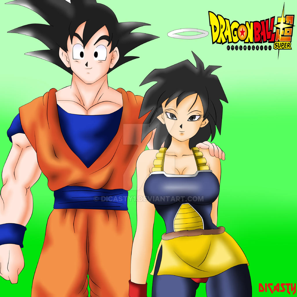 Goku Visita A su Madre. by dicasty1