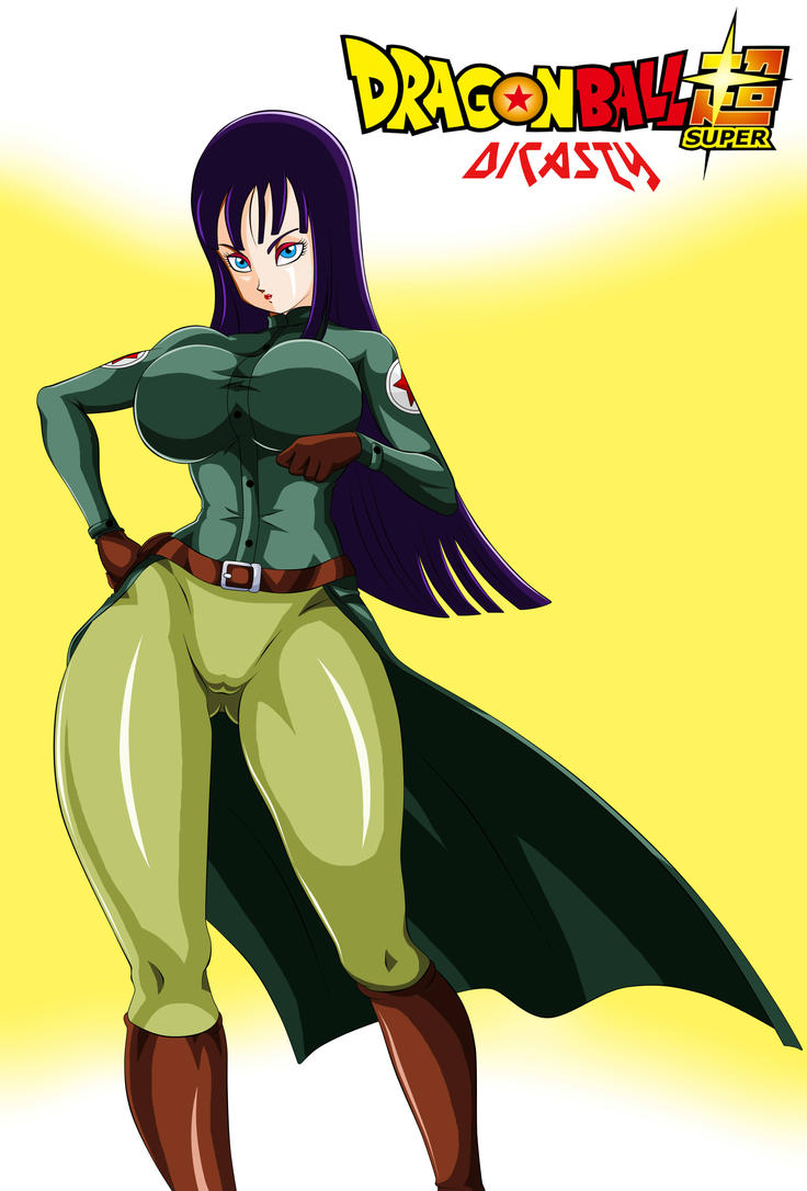 photo Zetsurin mai to trunks dragon ball super rikka kai
