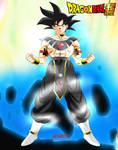 Black Goku dios destructor del Futuro