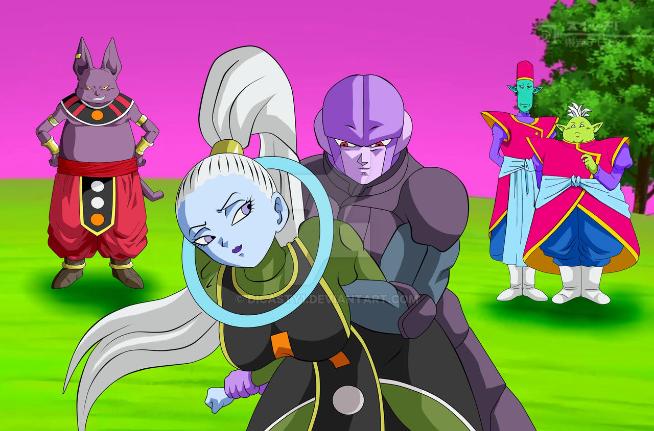 Vados Entrenando Con Hit By Dicasty1 On Deviantart Vados (ヴァドス vadosu) is the attendant and martial arts teacher of the god of destruction of universe 6, champa. vados entrenando con hit by dicasty1