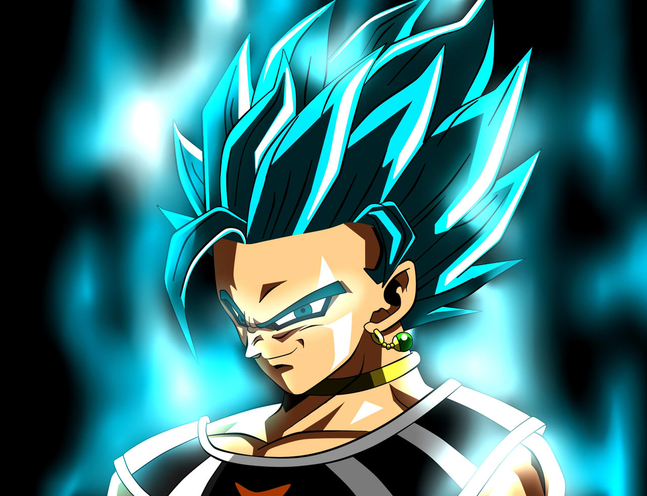 BLACK GOKU DIOS SSJ AZUL By Dicasty1 On DeviantArt