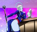 Mikoshin sama y su hija la infante Vados