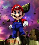 Mario bros en el torneo de Poder