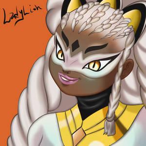 LADYLION LADYBUG