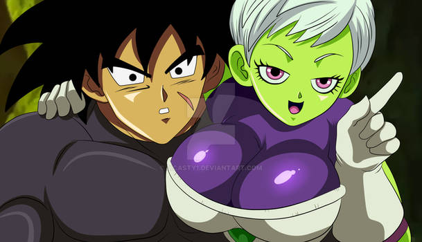 Chilai and broly