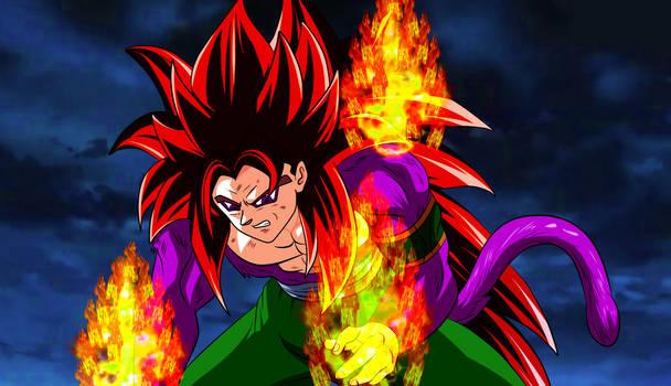 Goku daruma