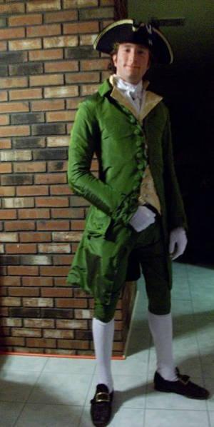 1780s silk suit 3