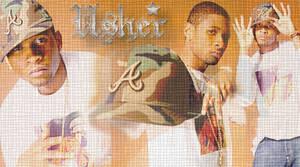 Usher by theEskimO