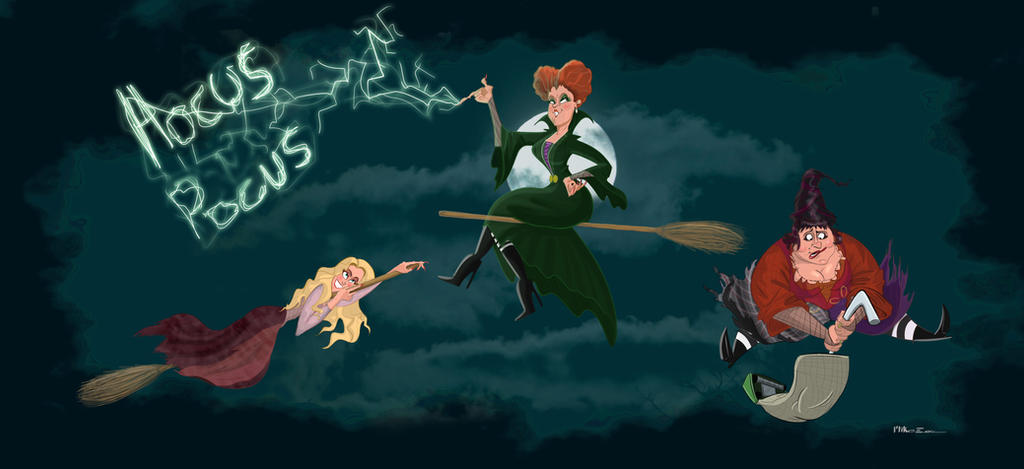 Hocus Pocus by MiketheMike on DeviantArt
