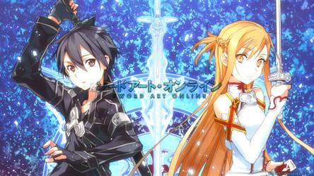 Sword Art Online - HD Wallpaper