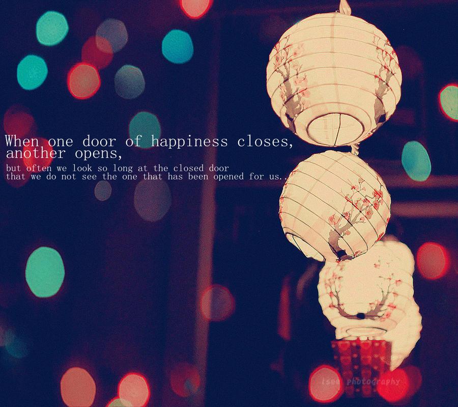 Day36~ door of happiness by japanesebanana
