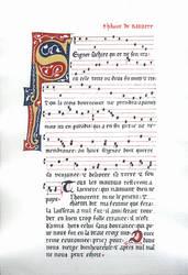 Seigneur sachiez - Thibaut de Champagne by Pietrach