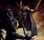 Crusader vs DarkLord