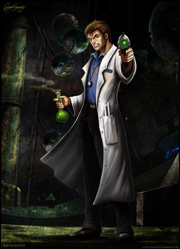 Bad Scientist By Serathus