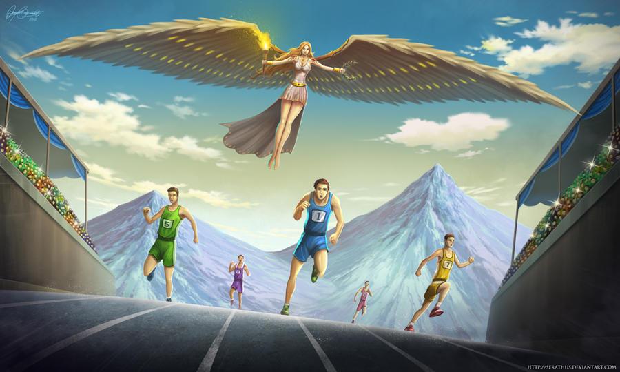 Nike The Goddess Of Victory Symbols Santillana Compartirsantillana