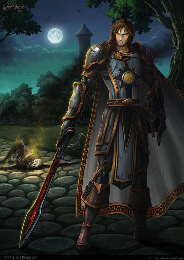 Baratheus Kingsley by Serathus