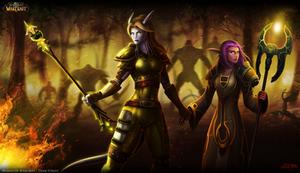 World of Warcraft: Dark Forest