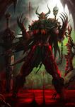Blood Master Vaxir