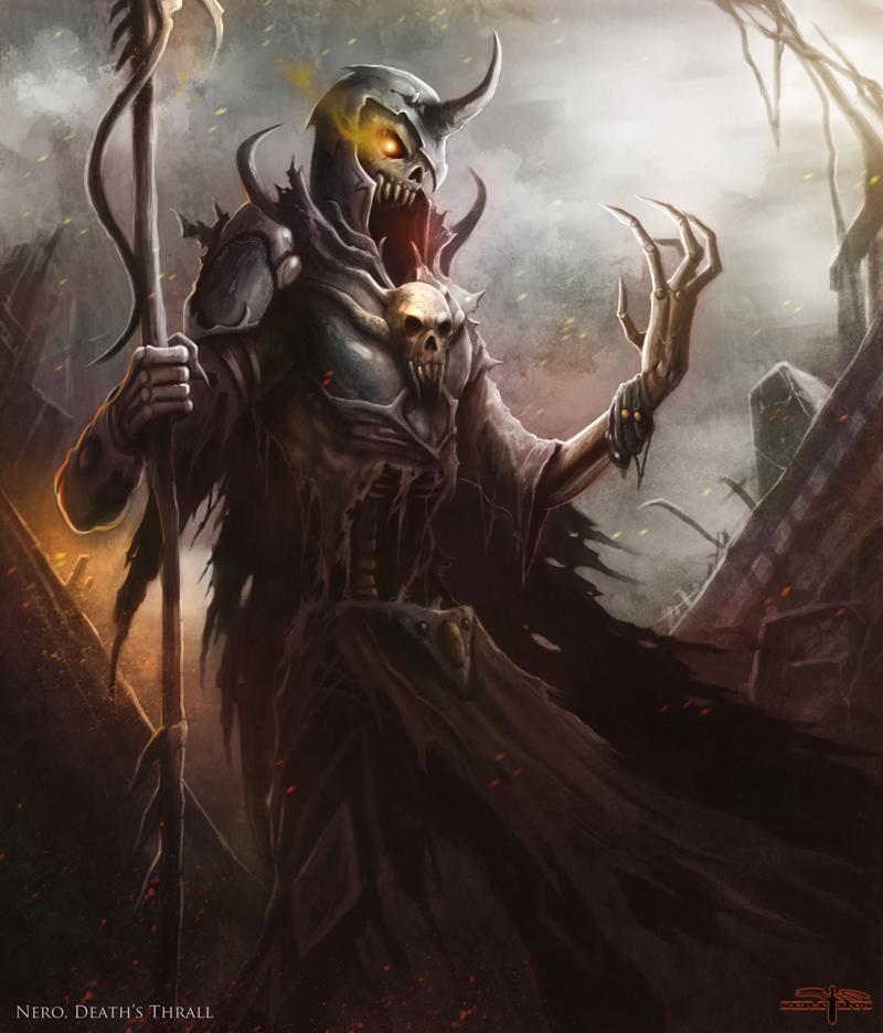 Nero, Death's Thrall
