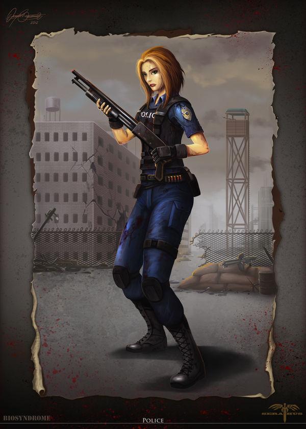 Police (Biosyndrome)