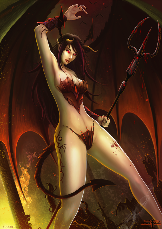 demon sex and the succubus