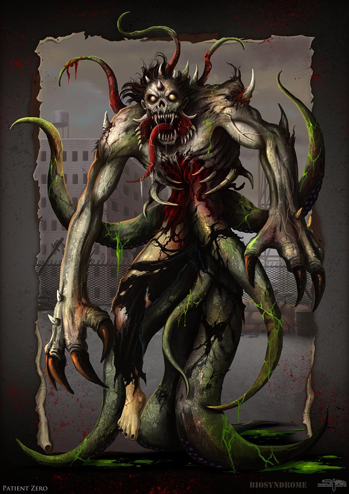 Patient Zero (Biosyndrome)