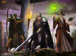 Dungeons, Weapons and Tactics : 3 Heroes