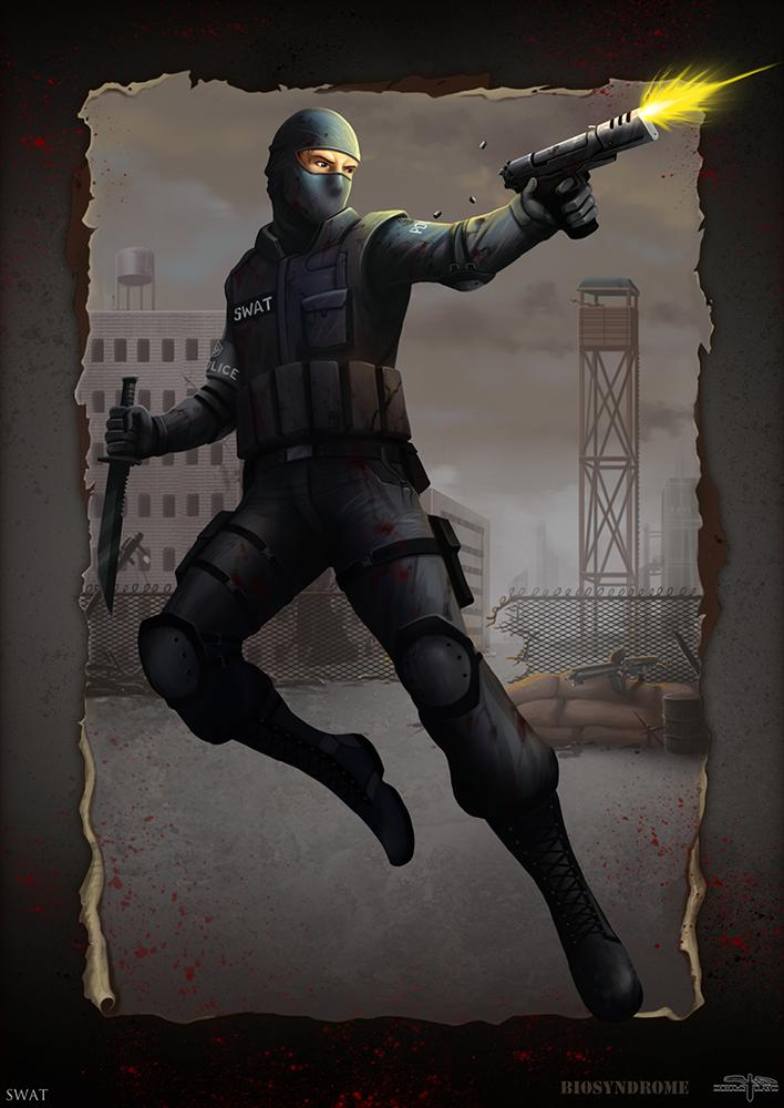 SWAT (Biosyndrome)