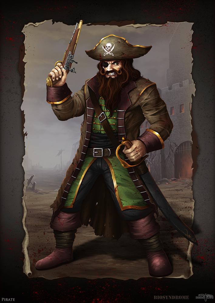 Pirate (Biosyndrome)