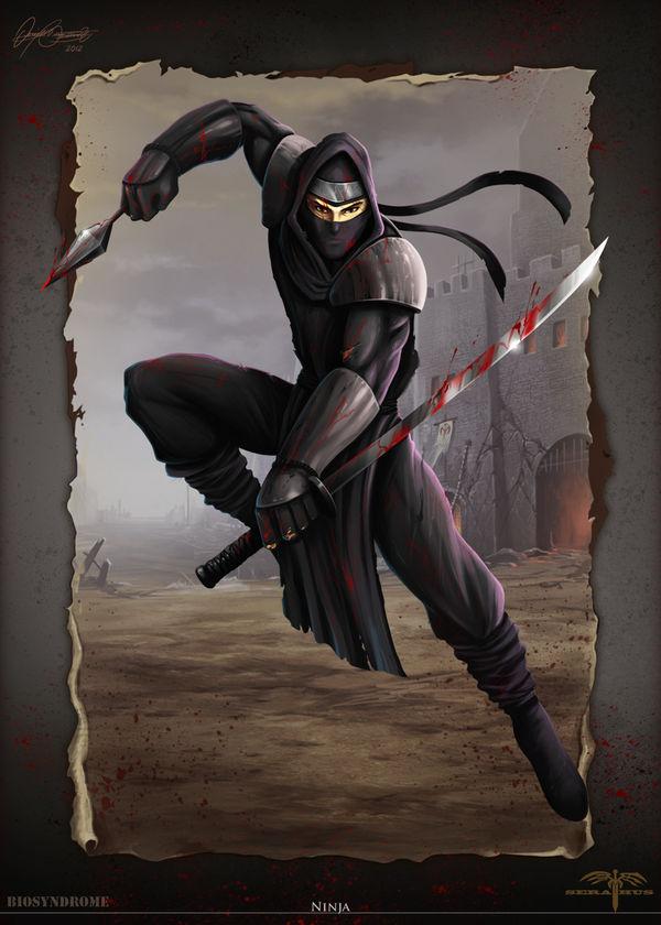 Ninja (Biosyndrome)