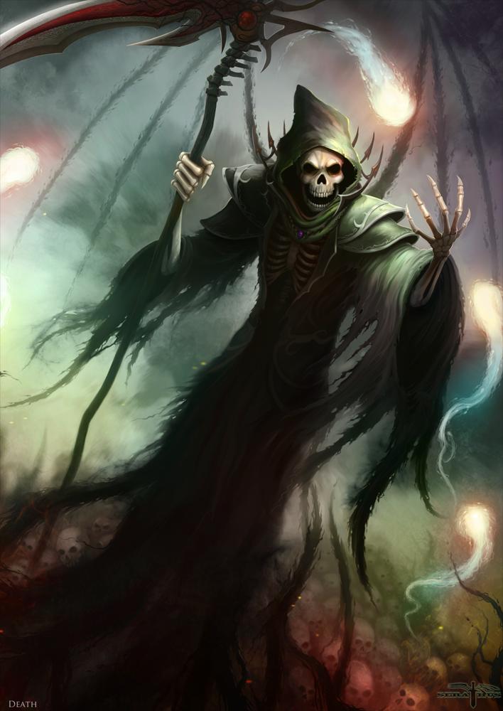 Death by Serathus