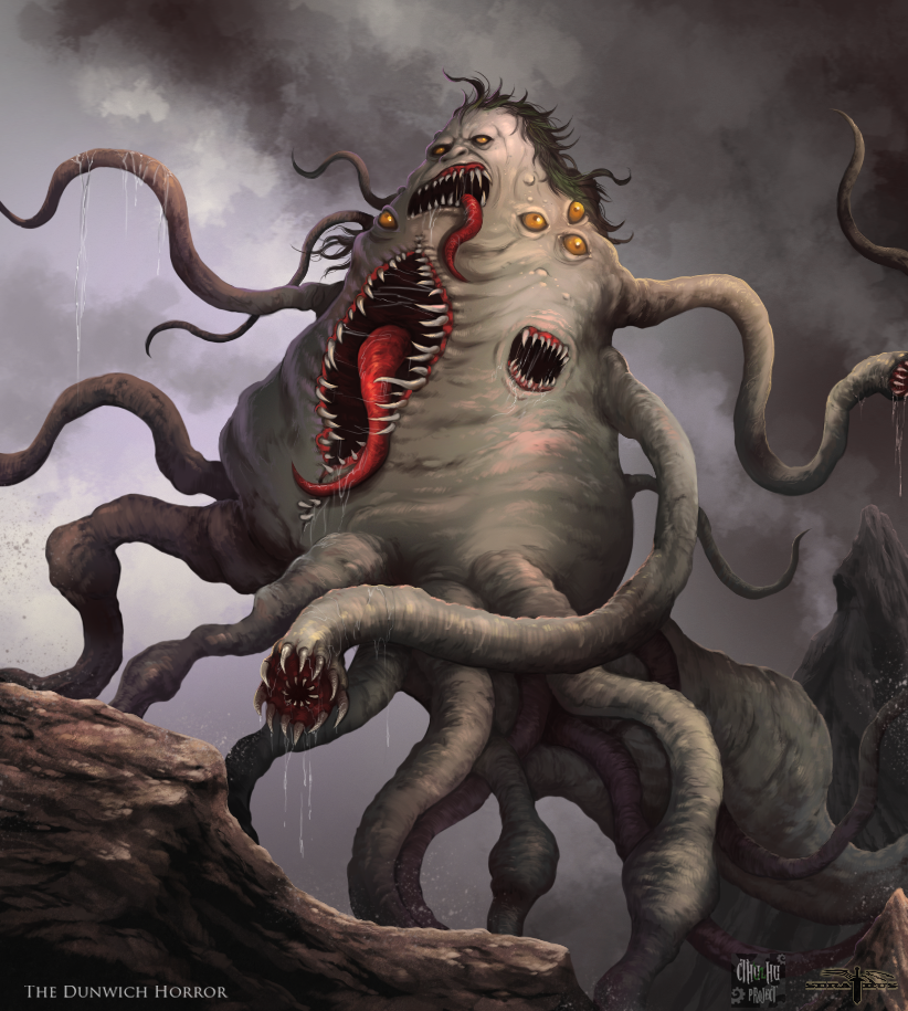 Cthulhu Project - The Dunwich Horror